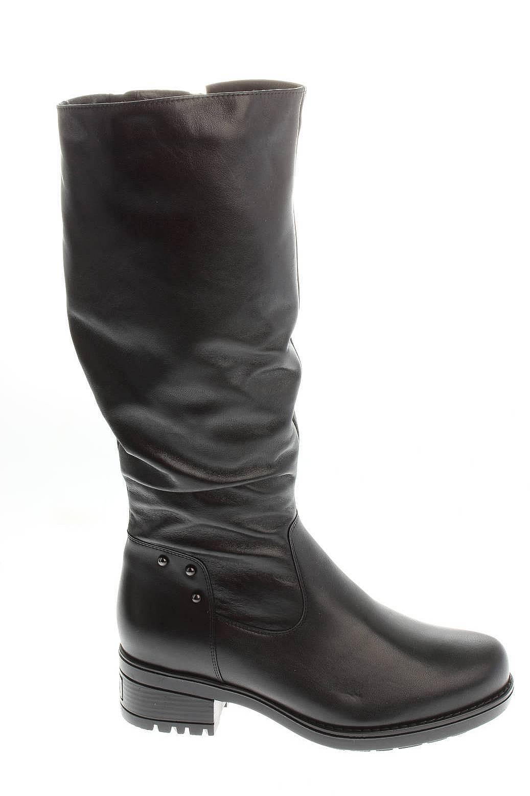 d7bf0010f Сапоги Janita черные 45829-0501 купить в Санкт-Петербурге за 12250 ...