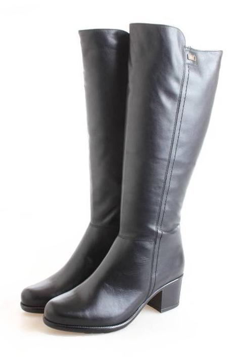 6f953b2c0 Сапоги Janita черные 58359-0501 купить в Омске за 11990 руб | Робек