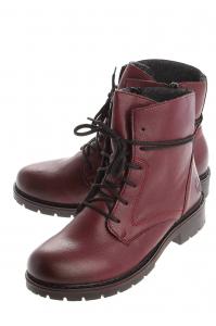 Ботинки Rieker бордовые Y9132-35 купить в Екатеринбурге за 6490 руб | Робек