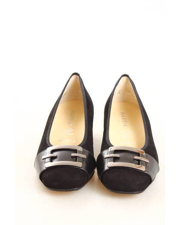 Hassia | Женская Чёрная Обувь