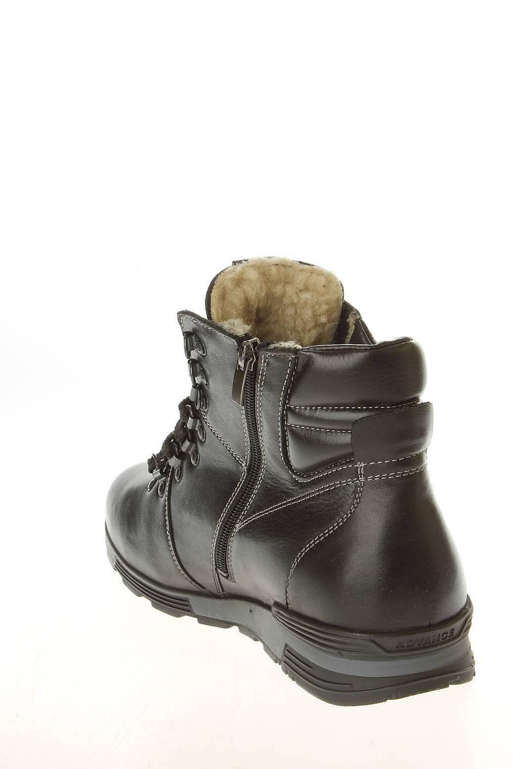 Burgerschuhe | Мужская Черный Обувь