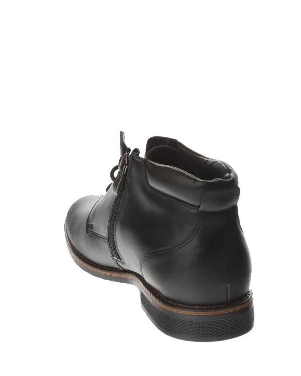 Burgerschuhe | Мужская Чёрная Обувь