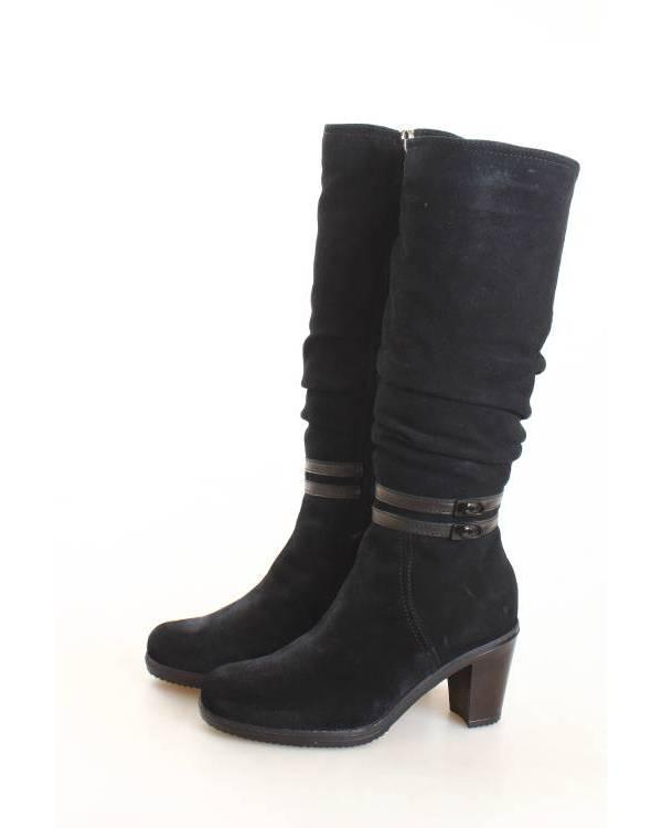 Francesco Donni | Женская Чёрная Обувь