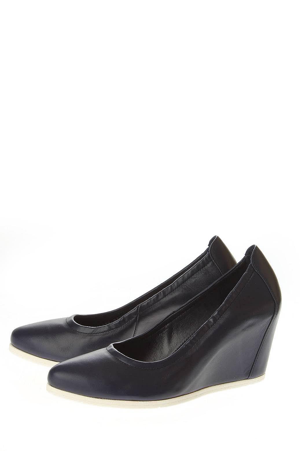 Hogl | Женская Синяя Обувь