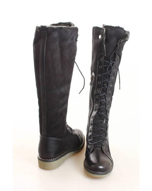 Inario | Женская Чёрная Обувь