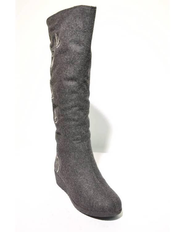 Inario | Женская Серая Обувь