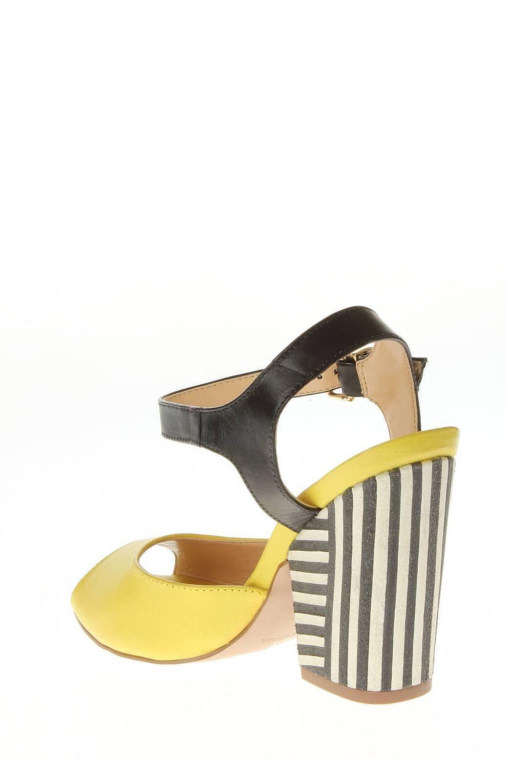 Indiana | Женская Жёлтая Обувь