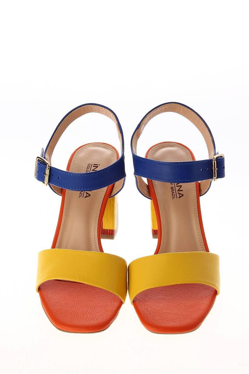 Indiana | Женская Многоцветная Обувь