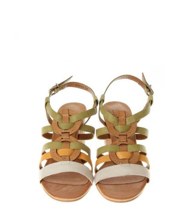 Indiana | Женская Зелёная Обувь