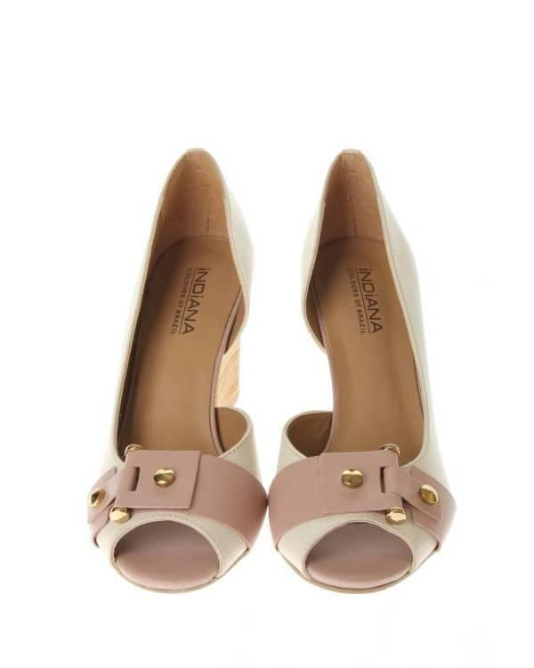 Indiana | Женская Белая Обувь