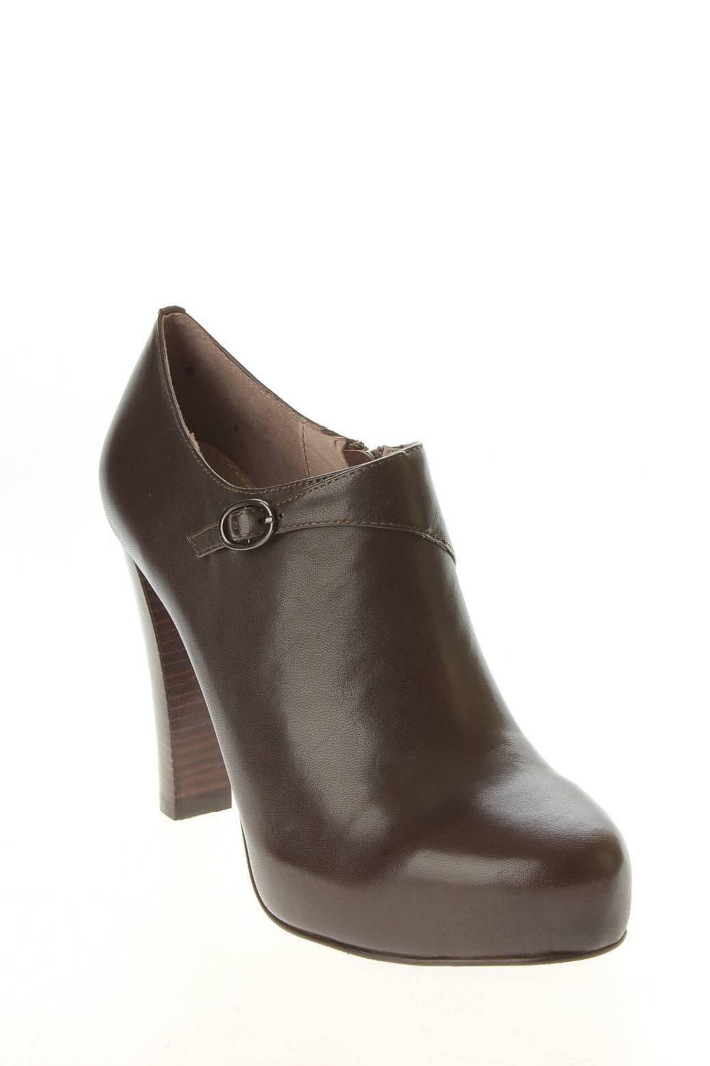 CS | Женская Коричневая Обувь