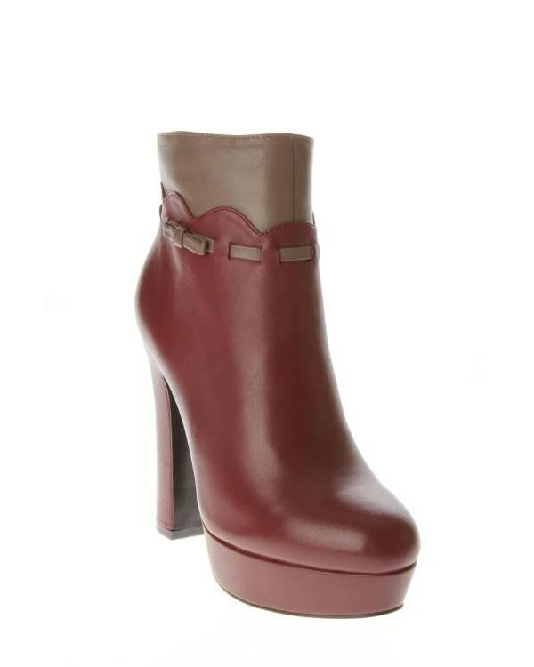 Calipso | Женская Красная Обувь