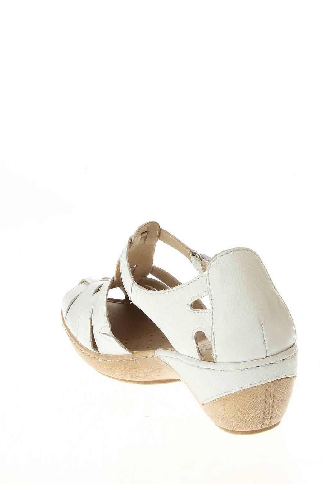 Caprice | Женская Белая Обувь