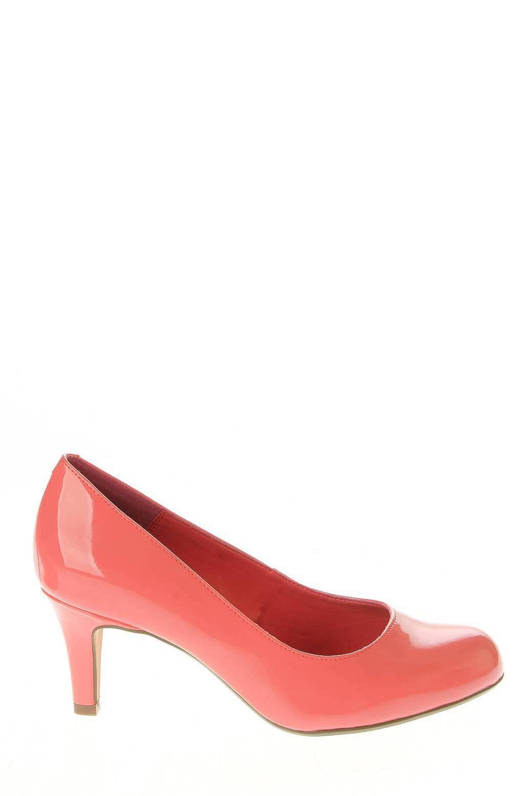 Clarks | Женская Красная Обувь