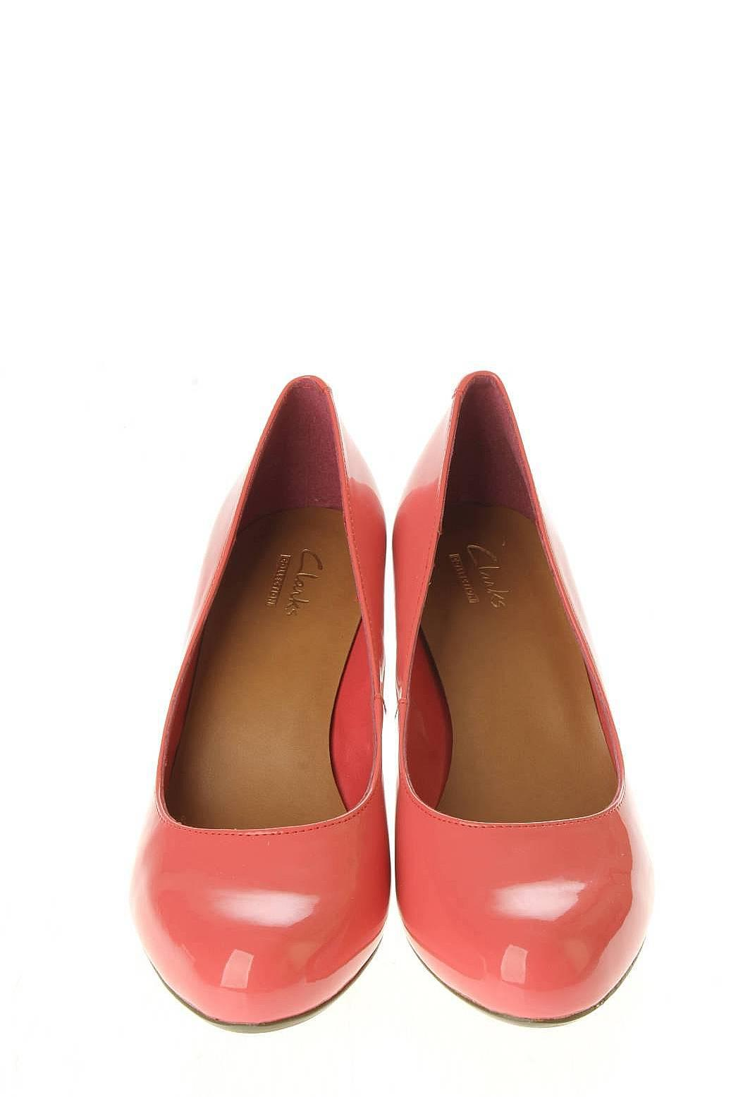 Обувь Clarks                                                                                                              red color