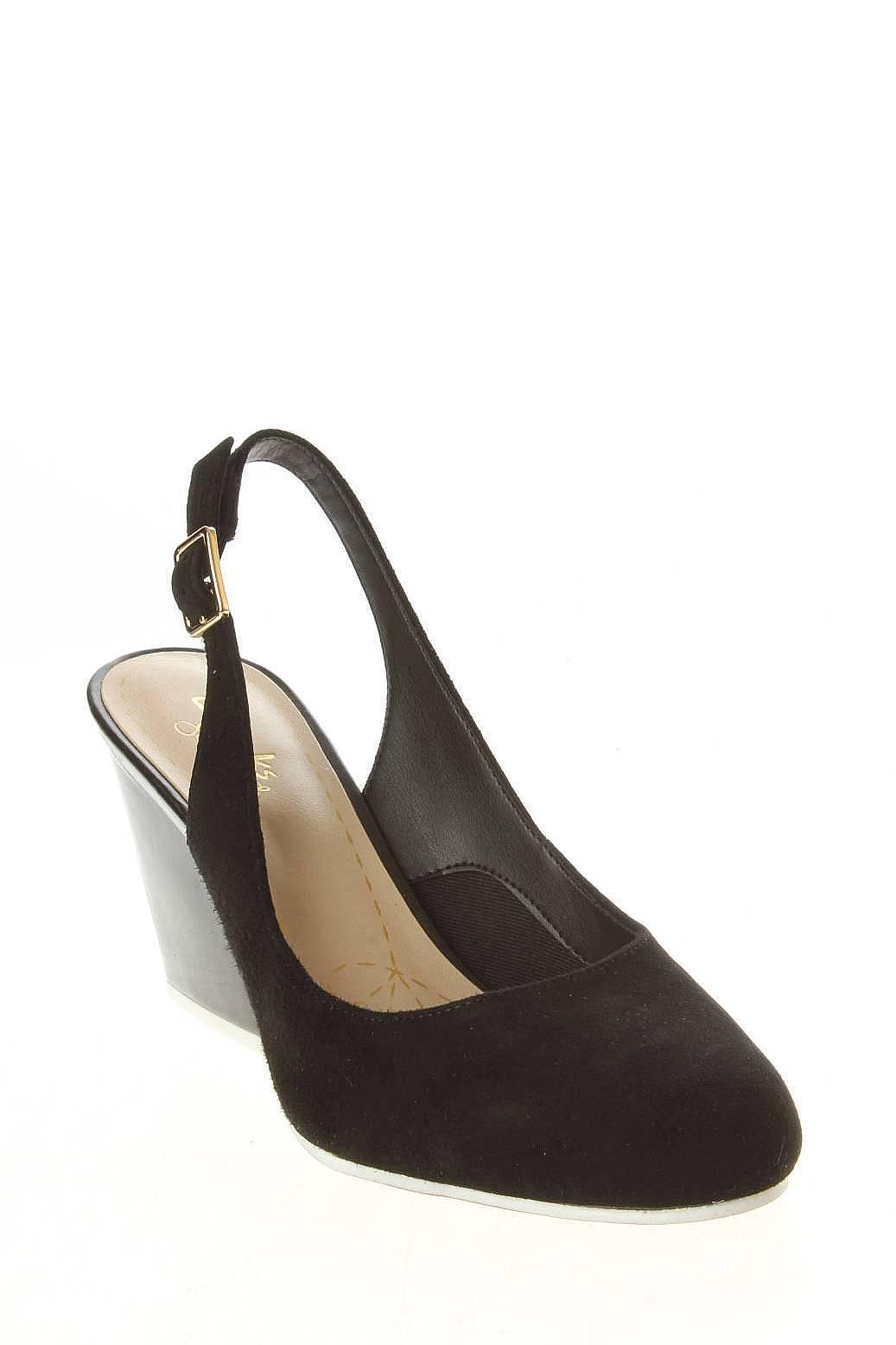 Clarks | Женская Черный Обувь