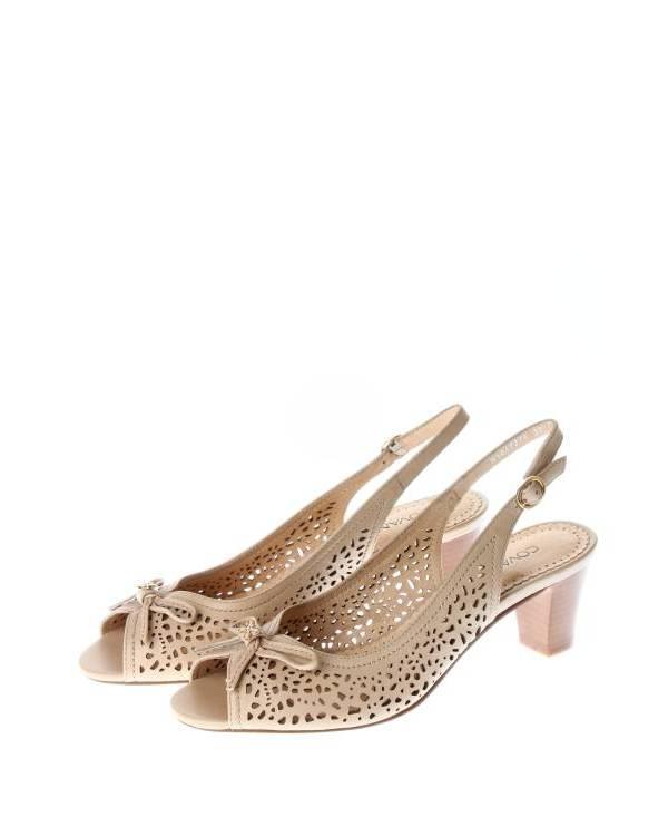 Covani | Женская Бежевая Обувь