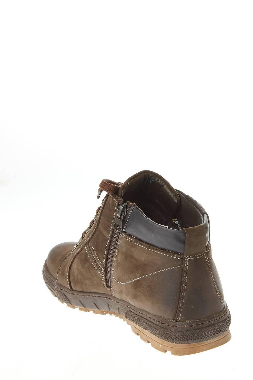 Krisbut | Мужская Коричневая Обувь
