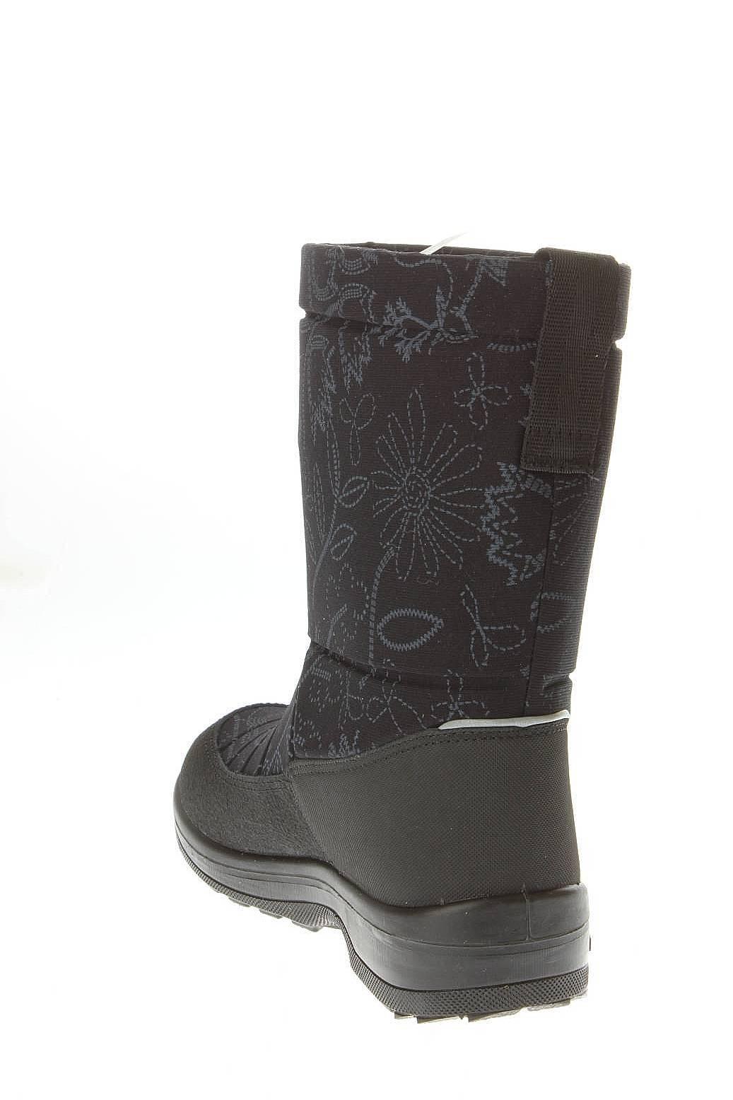 Kuoma | Женская Чёрная Обувь
