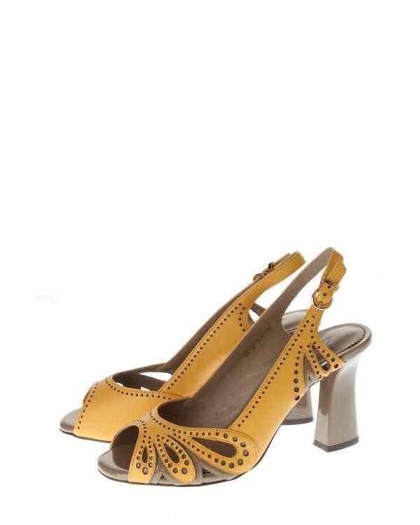 Lisette | Женская Оранжевая Обувь