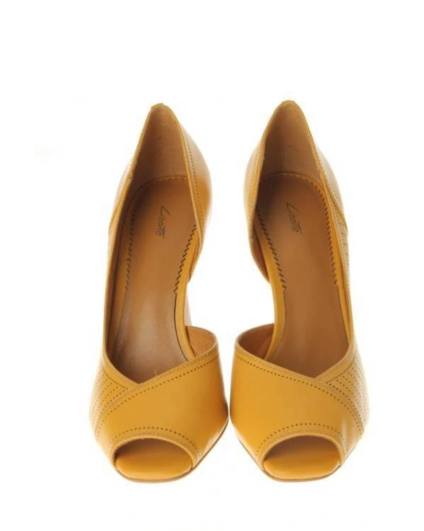 Lisette | Женская Жёлтая Обувь