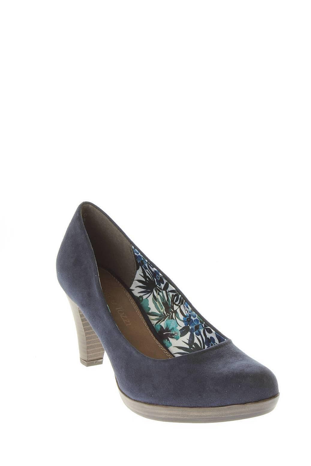 Marco Tozzi | Женская Синяя Обувь