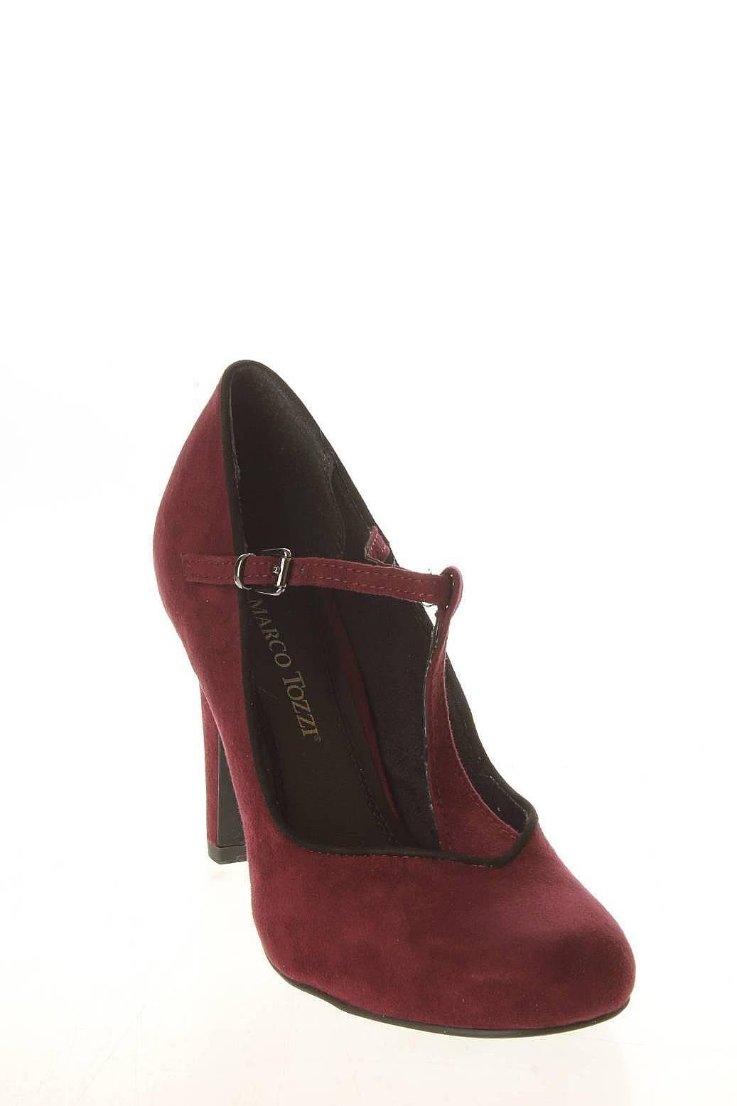 Marco Tozzi | Женская Красная Обувь