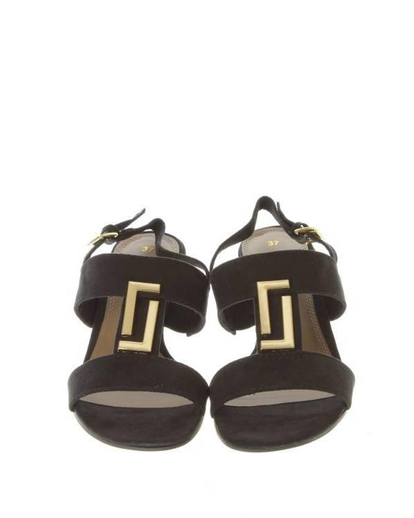 Marco Tozzi | Женская Чёрная Обувь