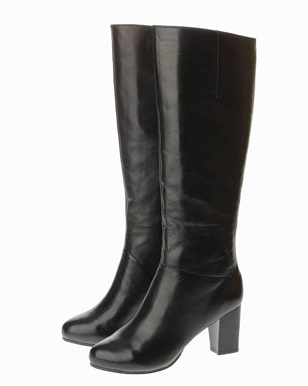 Moda Donna | Женская Черный Обувь