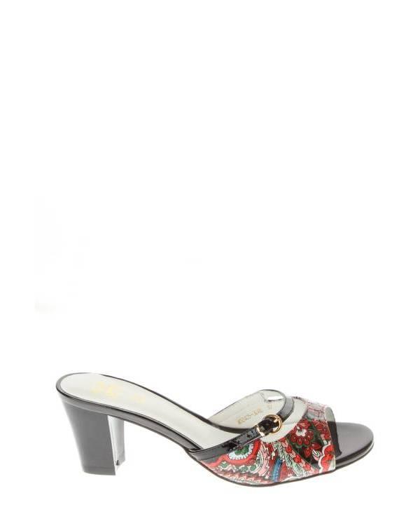 Moda Donna | Женская Чёрная Обувь