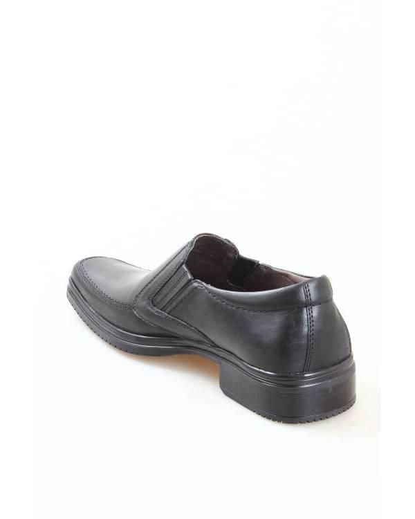 NINE LINES | Мужская Чёрная Обувь