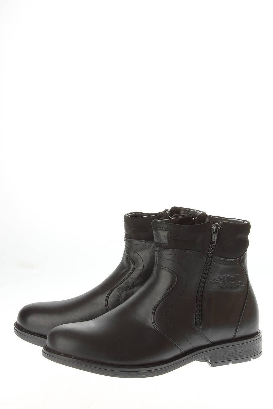 NINE LINES   Мужская Черный Обувь