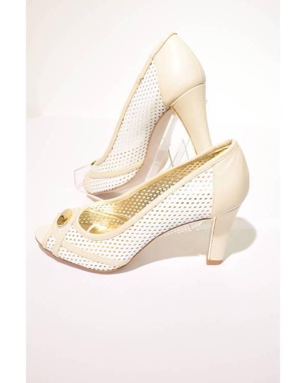 O`SHADE | Женская Белая Обувь