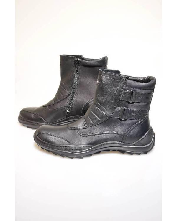 Piranha | Мужская Чёрная Обувь