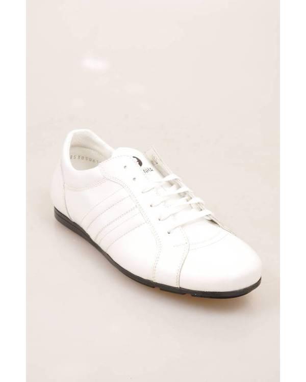 Piranha | Мужская Белая Обувь