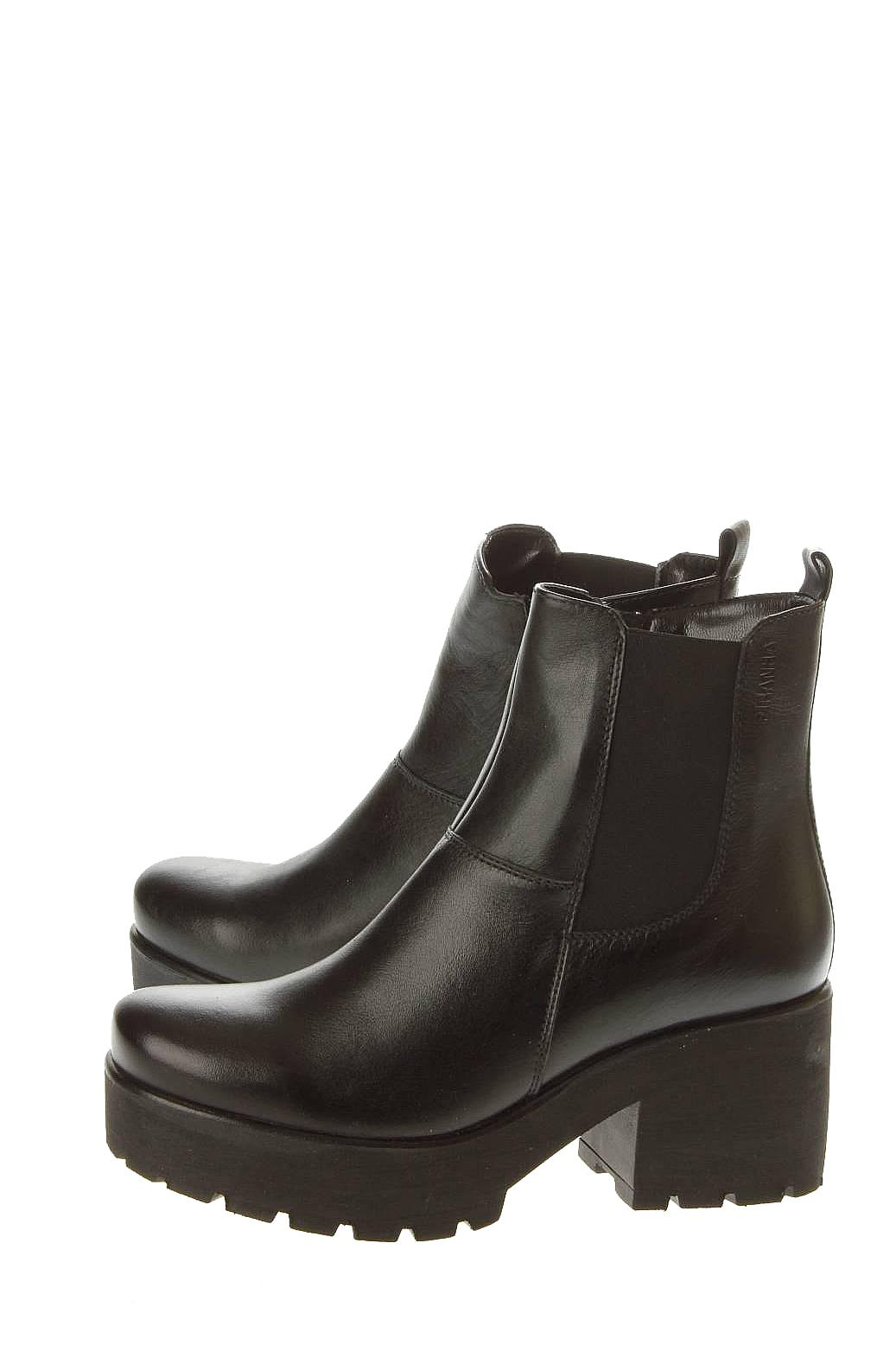 Piranha | Женская Чёрная Обувь