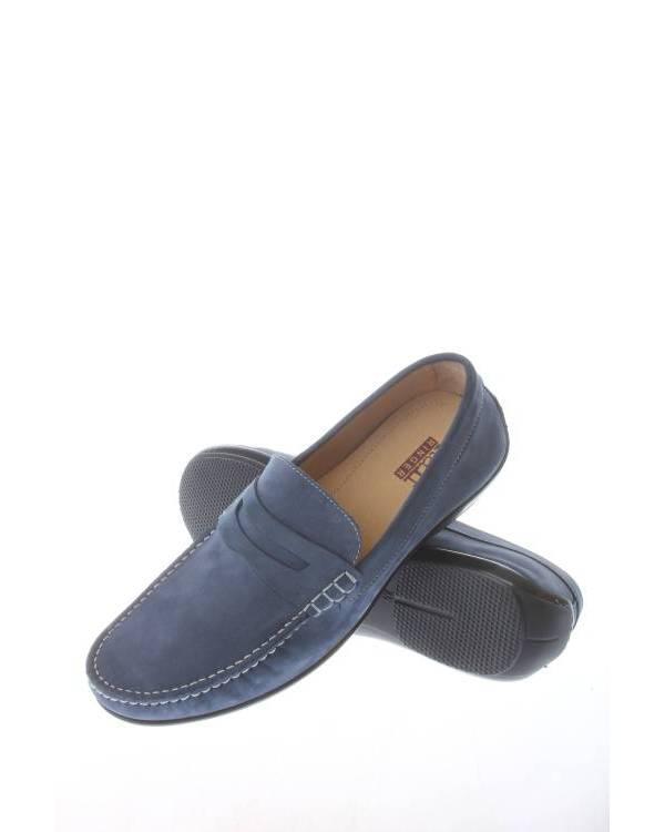 Ralf Ringer | Мужская Синяя Обувь