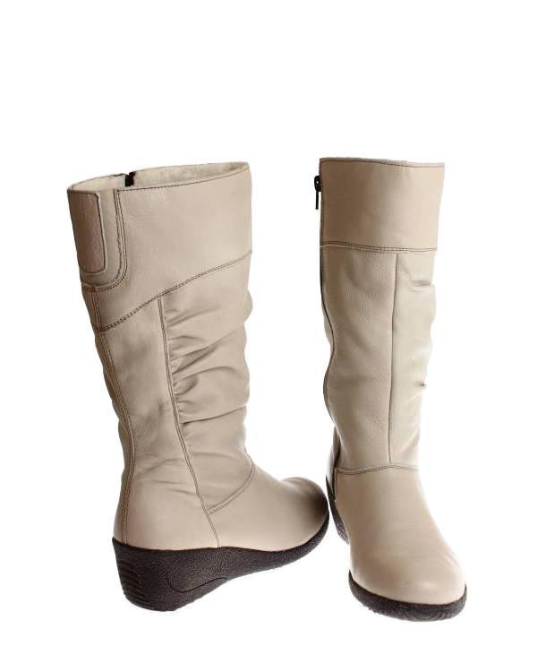 Rieker | Женские'S Beige Обувь