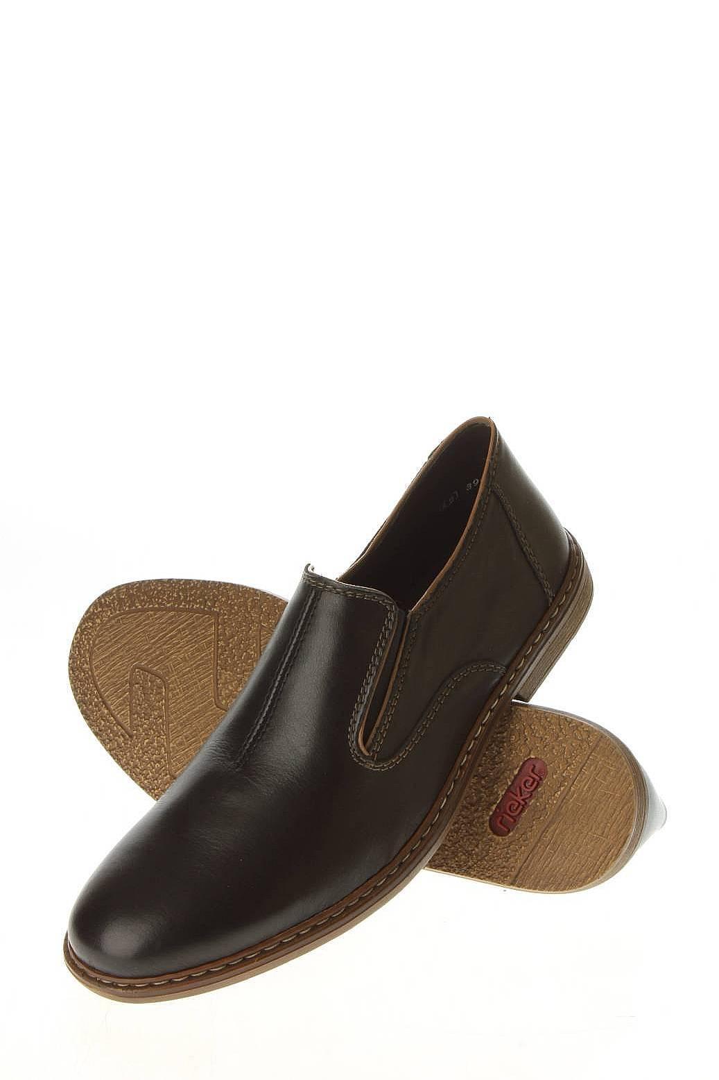 Rieker | Мужские'S Black Обувь