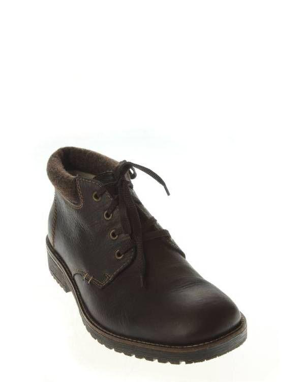 Rieker | Мужская Коричневая Обувь