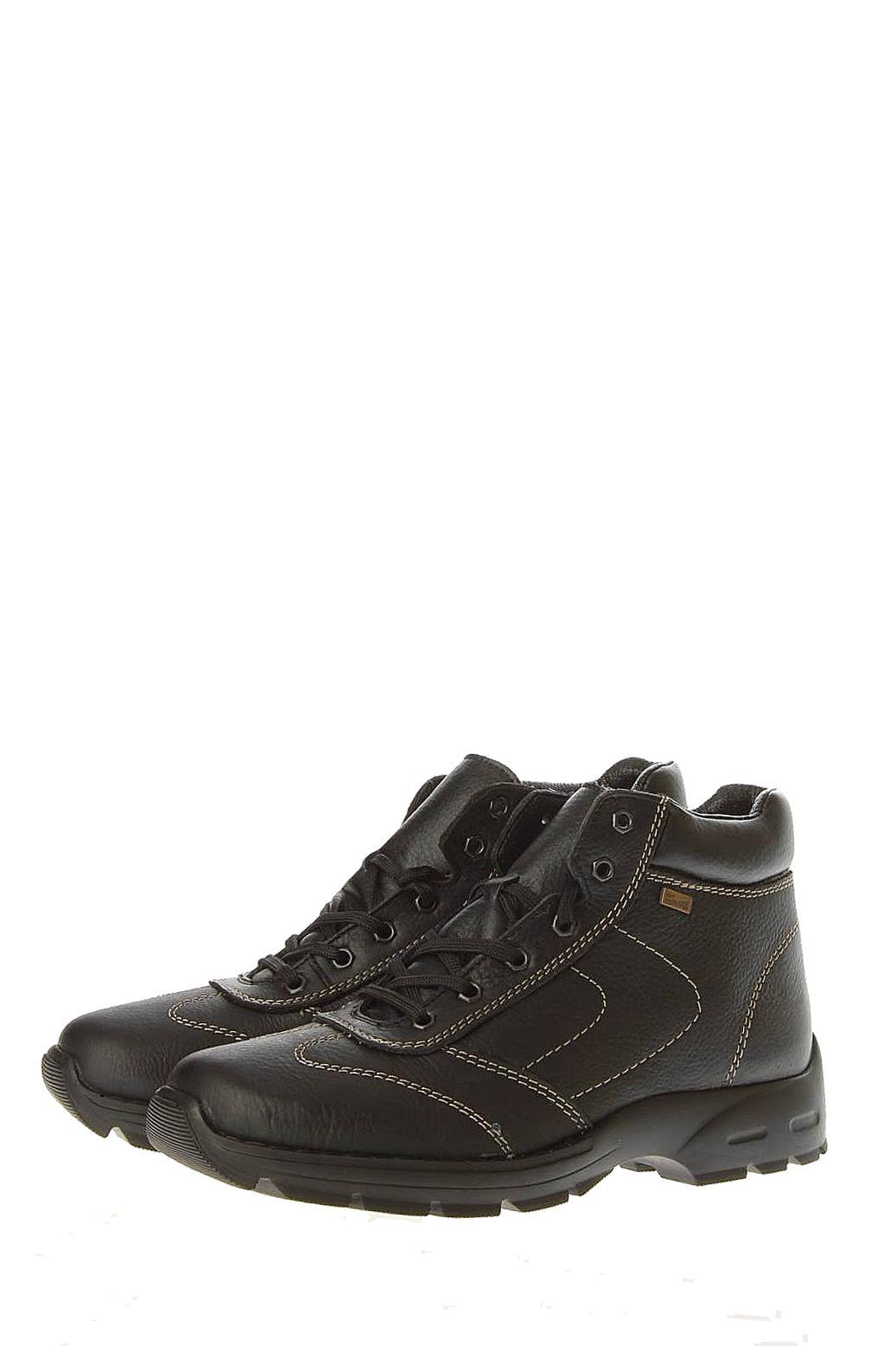 Rieker | Мужская Чёрная Обувь