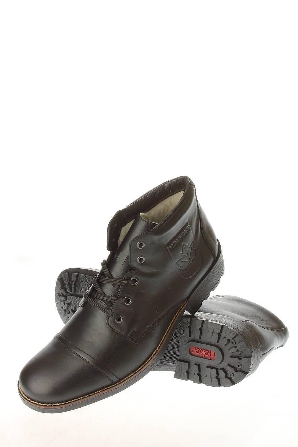 Rieker | Мужская Черный Обувь