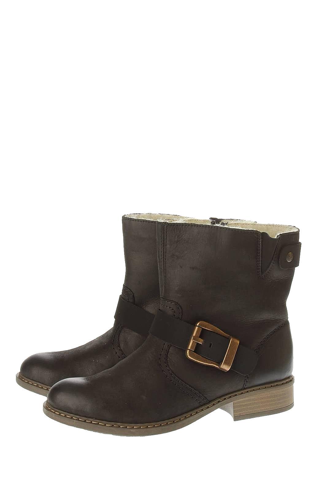 Rieker | Женская Черный Обувь
