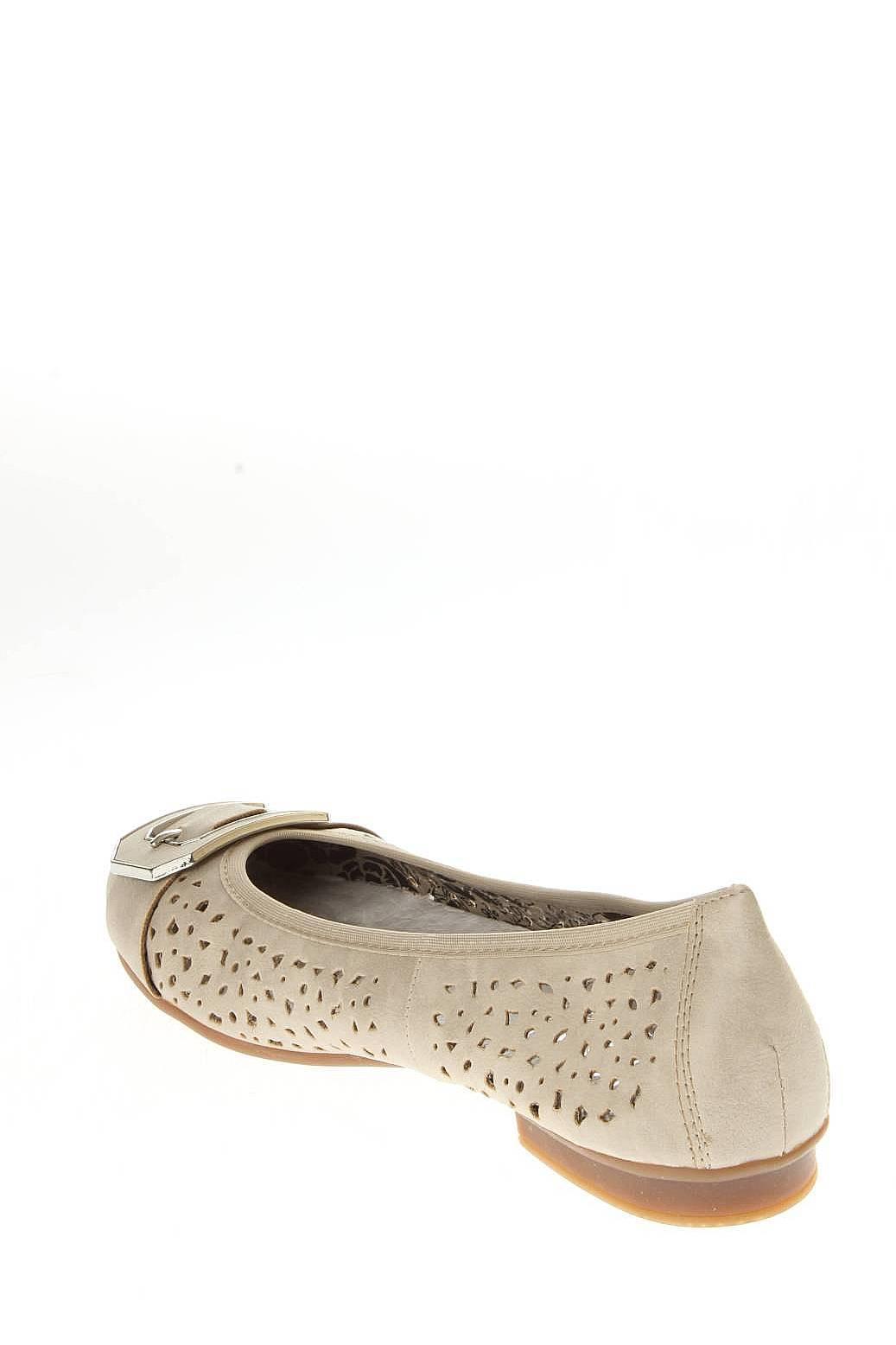 Rieker | Женская Серая Обувь