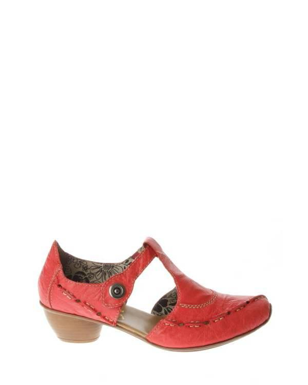 Rieker | Женские'S Red Обувь