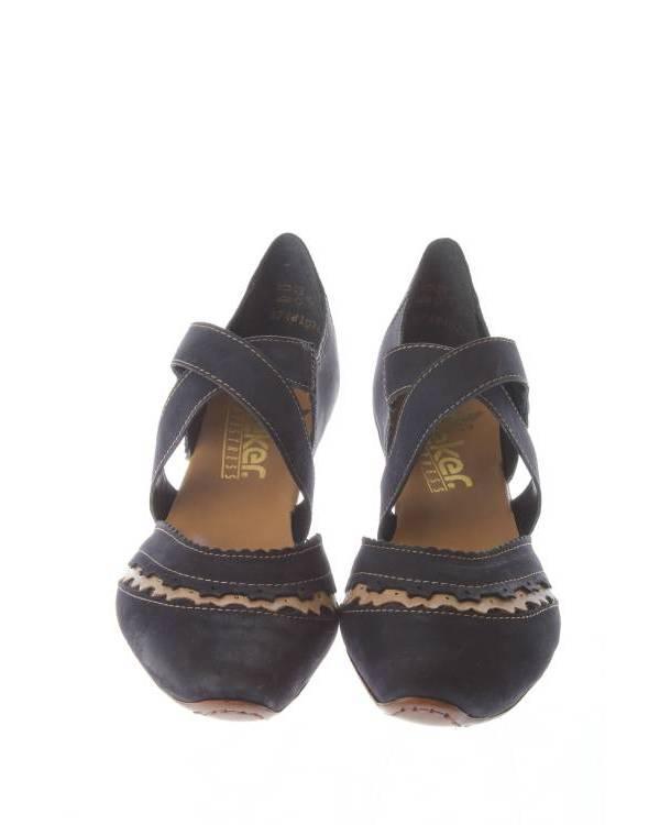 Rieker | Женские'S Black Обувь
