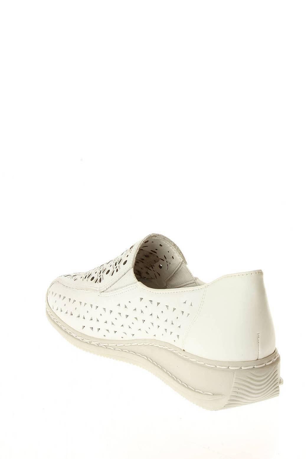 Rieker | Женская Белая Обувь
