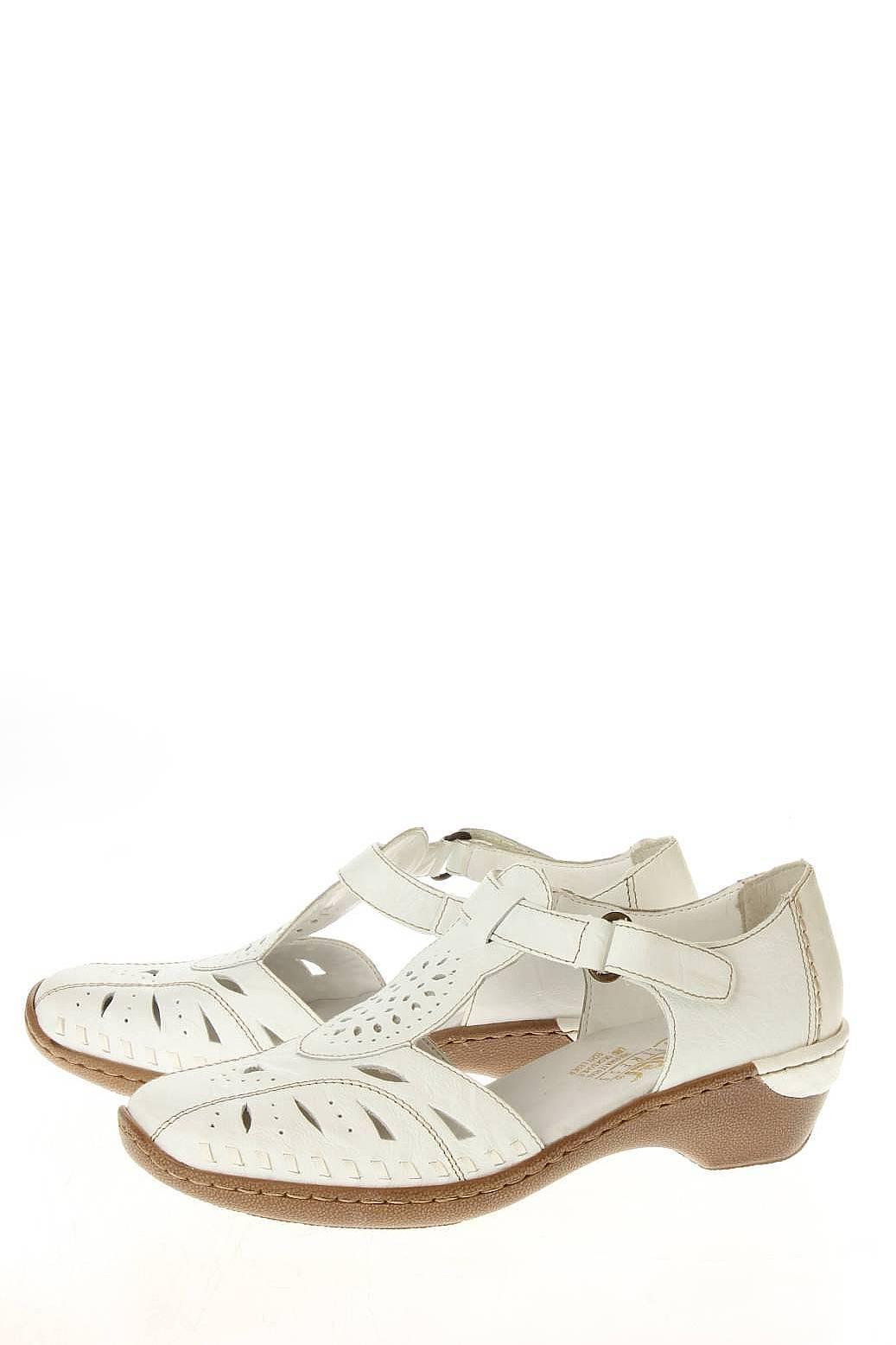 Rieker | Женские'S White Обувь