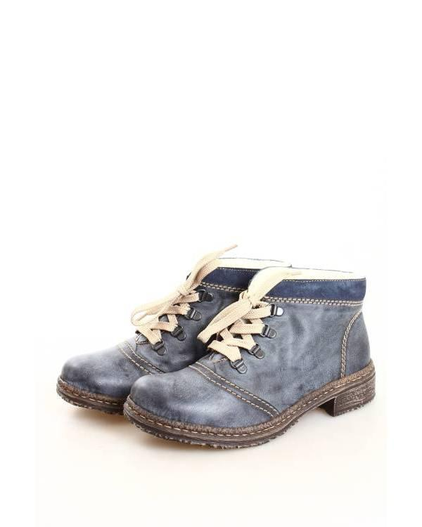 Rieker | Женская Синяя Обувь