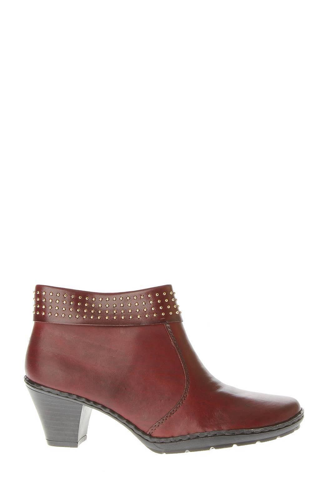 Rieker | Женская Красная Обувь